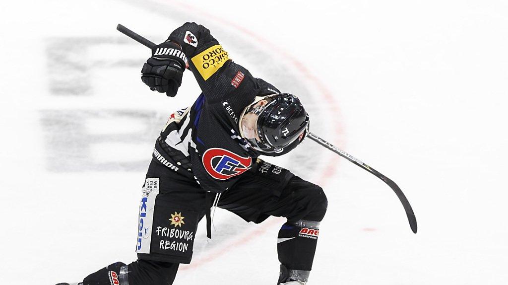 Hockey: Fribourg bat Ambri, Lausanne s'impose face à Ajoie, Genève respire