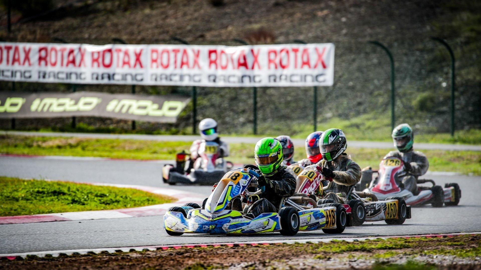 Karting: le Fezzolan Sacha Clavadetscher marque son territoire chez les seniors