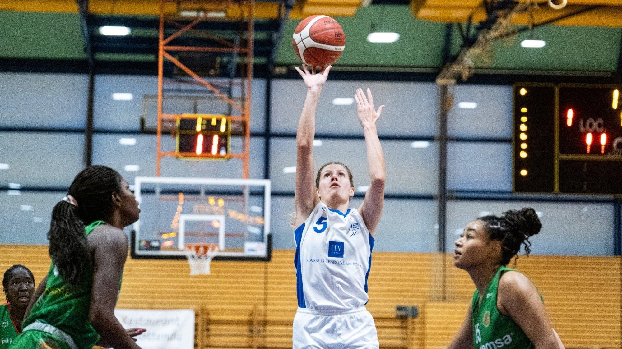 Coupe de Suisse: les clubs de basket nyonnais vernis au tirage