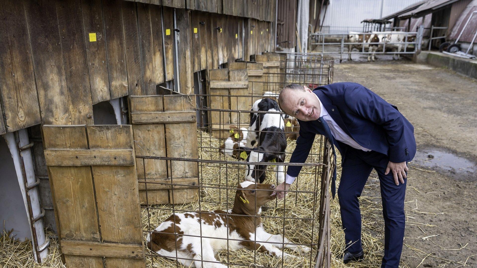 Comment le canton de Vaud veut soutenir ses agriculteurs
