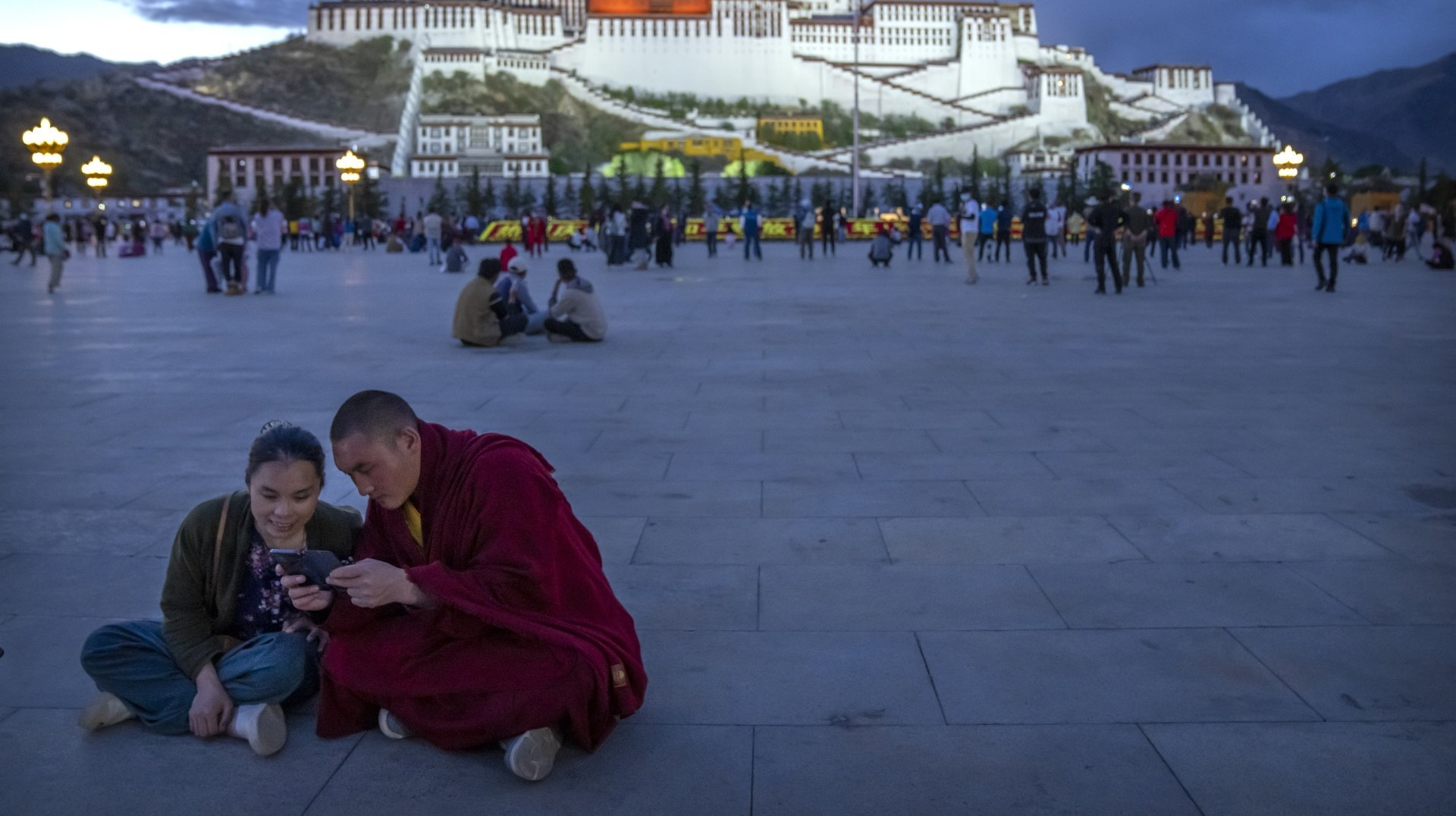 Répression chinoise au Tibet: «C'est la disparition d'une société qui se joue», témoigne une Fribourgeoise