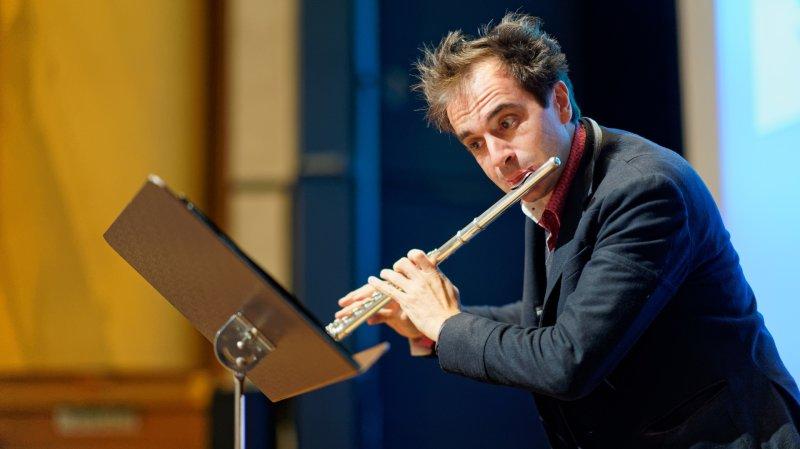 Gland: la flûte traversière au carrefour des arts