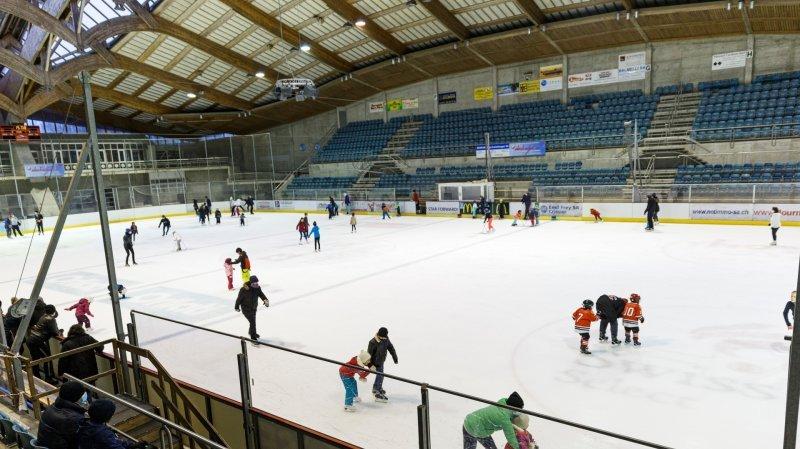 Morges: la patinoire va rouvrir le 1ernovembre