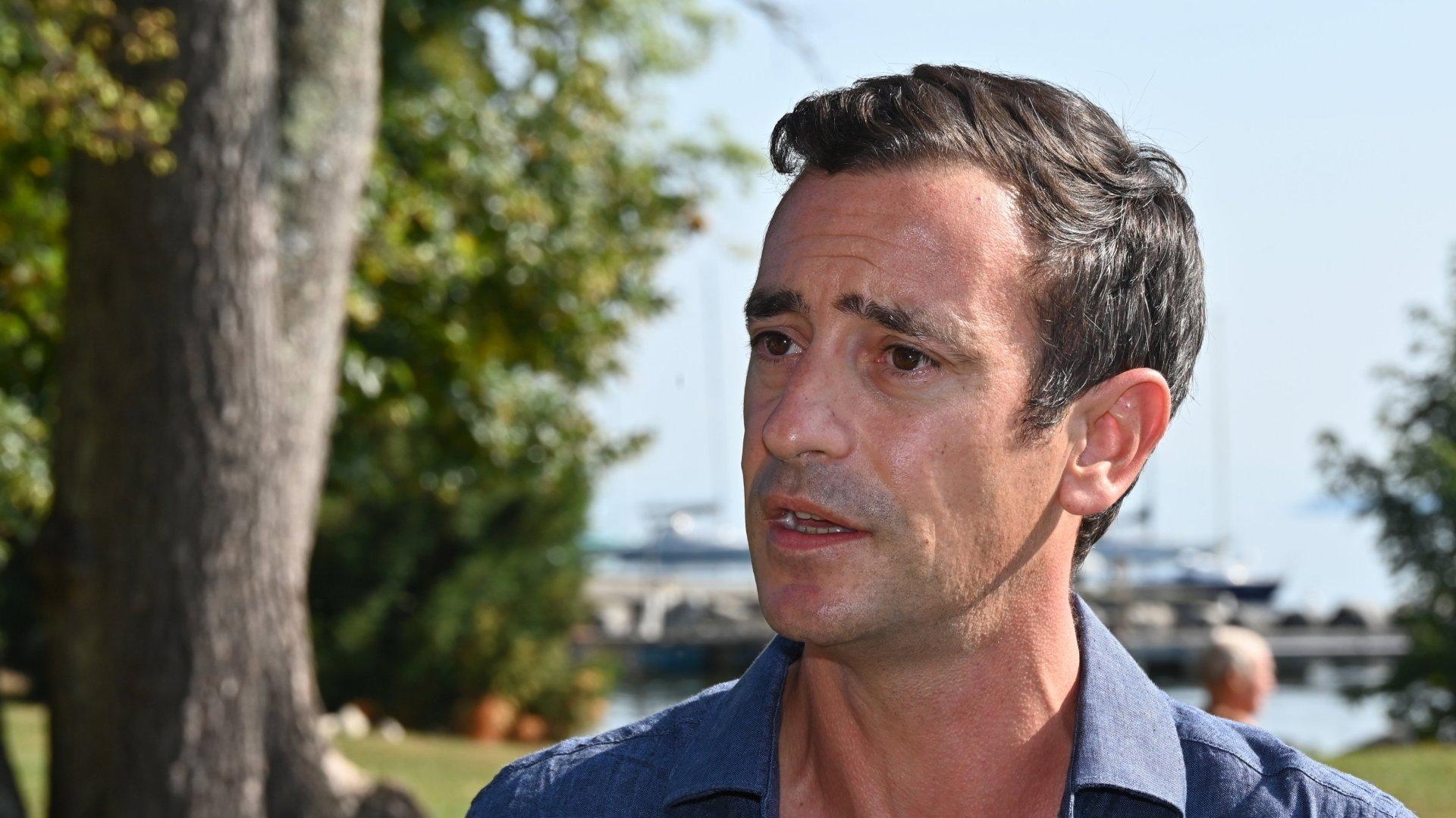 Vaud: Vassilis Venizelos candidat à la succession de Béatrice Métraux