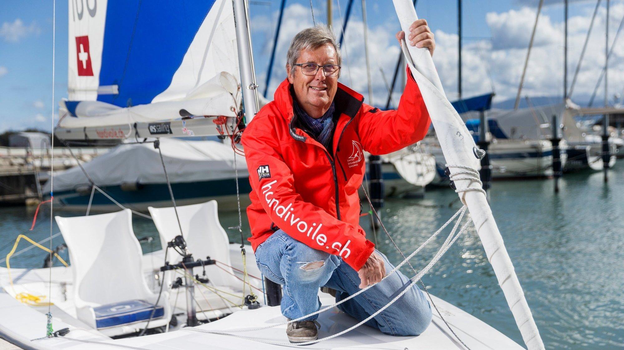 Swiss Disabled Sailing: un quart de siècle de navigation pour tous