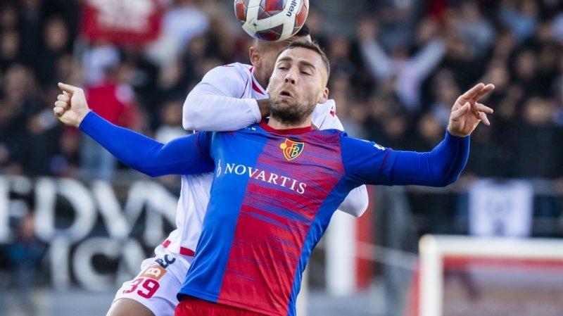 Super League: Sion perd contre Bâle, Servette s'incline à la dernière minute