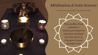 Méditation-Soin Sonore