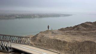 Irak: découverte de pressoirs à vin assyriens vieux de 2.700 ans
