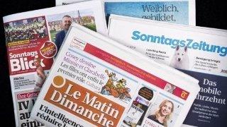 Revue de presse: 3e dose, vols de Swiss, Credit Suisse… les titres de ce dimanche