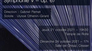 Concert de l'Orchestre Symphonique en Vogue