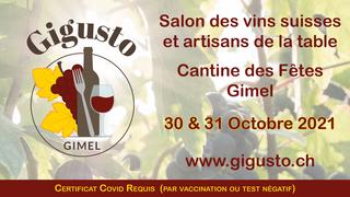 Gigusto - Salon des vins suisses