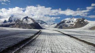 Climat: les glaciers suisses continuent de fondre malgré une météo favorable
