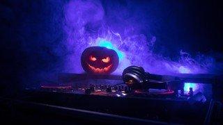 Halloween en musiques...Eléctroniques !