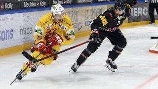 Hockey – National League: Bienne fait tomber Fribourg, Lausanne et Genève battus