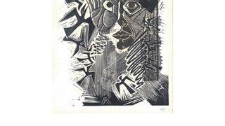 Exposition Manuel Müller, gravures