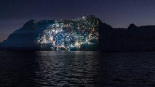 Images sur un iceberg, cerf qui brame et neige fraîche: la galerie photos du 13 octobre 2021
