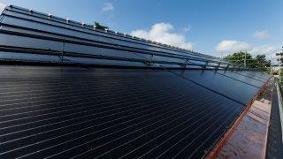 Nyon se dote d'un nouvel outil pour développer le photovoltaïque