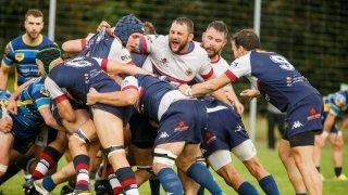 Un Nyon Rugby Club à deux visages fait chuter le champion en titre
