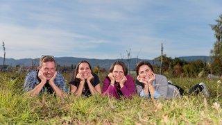 Les jardins participatifs Au Potager ont semé des graines à Gland