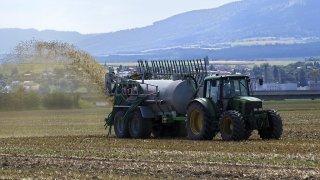 Vaud change son règlement sur l'épandage et le stockage d'engrais