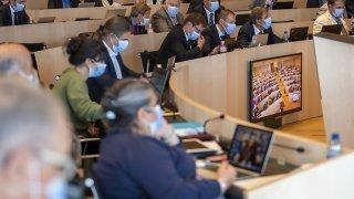 Les députés vaudois pour octroyer le statut de réfugié aux Afghans