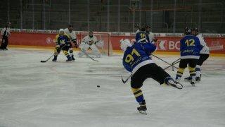 Hockey: le HC Nyon a manqué de réalisme