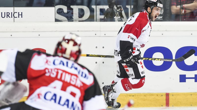 Coupe Spengler: le Team Canada victorieux
