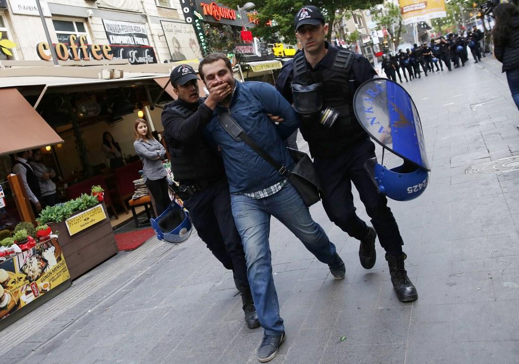 Turquie : un photojournaliste français entame une grève de la faim