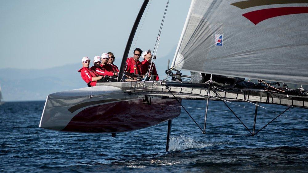 Victorieux dès sa première participation il y a deux ans, l'équipage de La Côte part en quête de doublé.