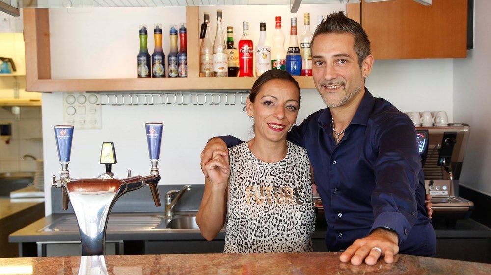Antonina Pangallo et Jean-Luc Di Salvo ont repris l'auberge communale de Lavigny. L'établissement rouvre ses portes le 4août. Le couple proposera une cuisine d'inspiration italienne et suisse.