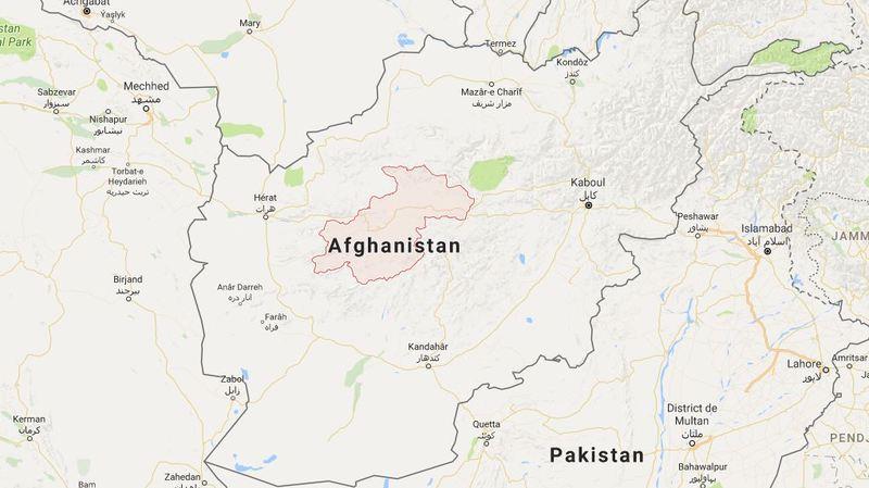 L'hôpital se trouve dans un district reculé de la province de Ghor, au centre de l'Aghanistan