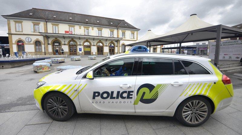 Yverdon-les-Bains (VD): un voleur, récidiviste et en cavale, arrêté grâce à l'intervention de simples passants