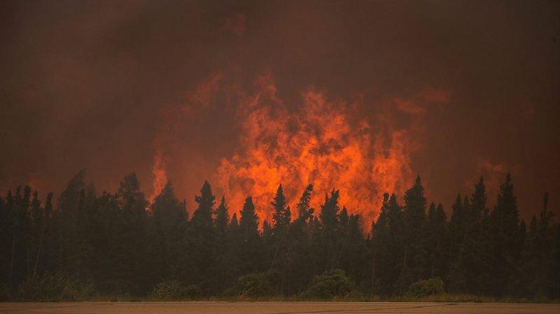 Canada: des milliers de personnes ont été évacuées en raison des incendies qui ravagent la Colombie-Britannique