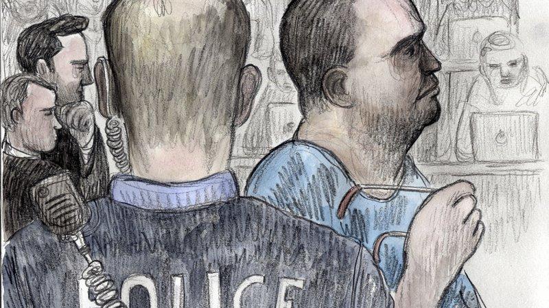 Meurtre d'Adeline: Fabrice A. a décidé de ne pas recourir contre sa condamnation