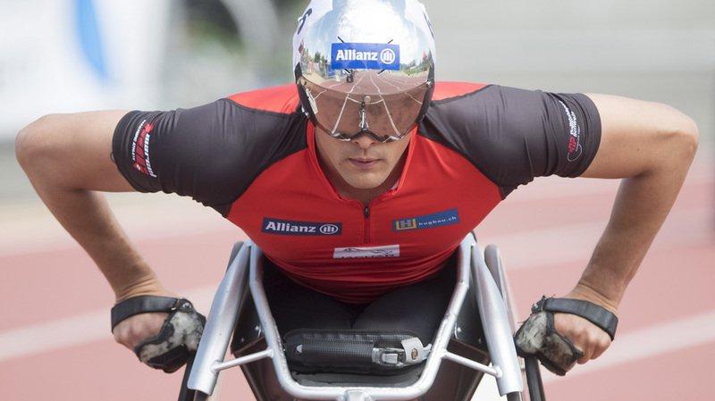 Marcel Hug a remporté des médailles aux Mondiaux sur toutes les distances entre le 400 m et le marathon.