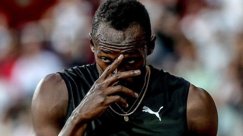 Athlétisme: Usain Bolt s'impose en 9''95 sur le 100 m de la Ligue de diamant de Monaco