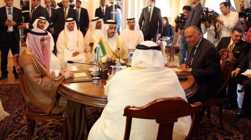 Crise dans le Golfe: Ryad et ses alliés maintiennent leurs sanctions contre le Qatar