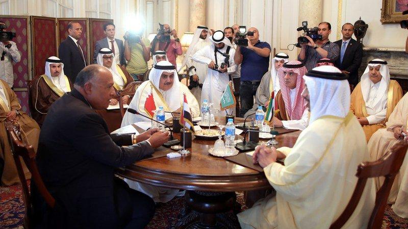 Qatar: l'Arabie Saoudite et ses alliés vont débuter les sanctions