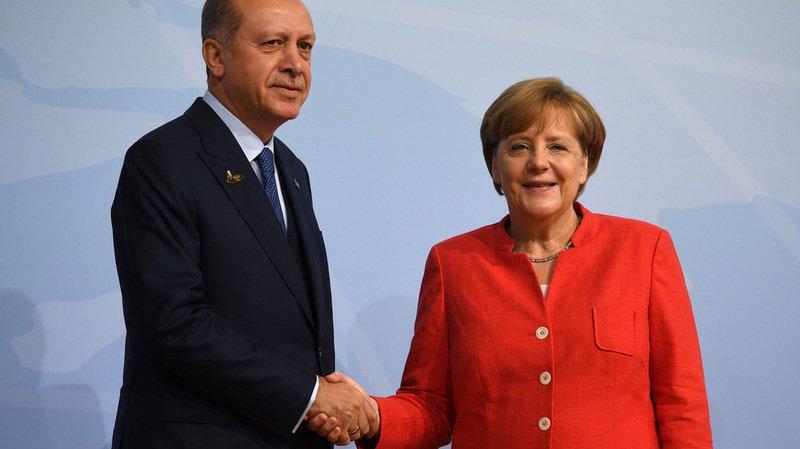 Tensions: l'Allemagne rééxamine ses livraisons d'armes à la Turquie