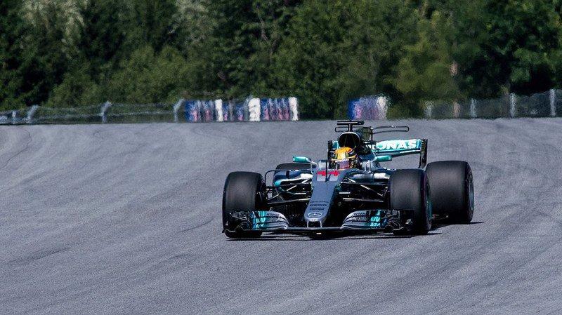 GP d'Autriche: Lewis Hamilton pénalisé de cinq places