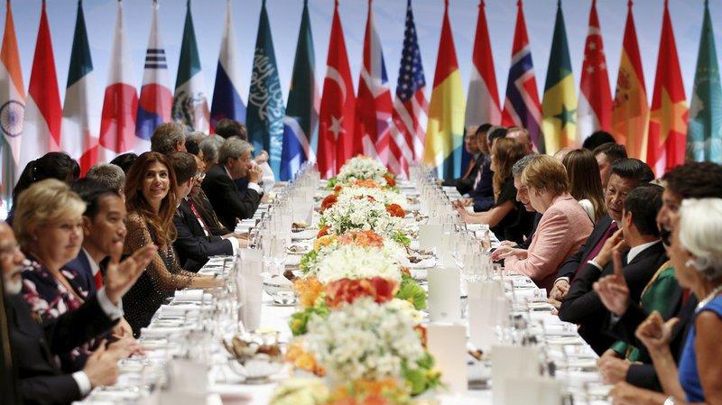 G20 à Hambourg: les grandes puissances s'accordent sur le climat, et cèdent du terrain à Trump