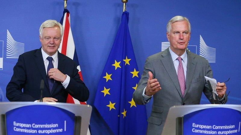 Brexit: le négociateur européen demande des clarifications à Londres