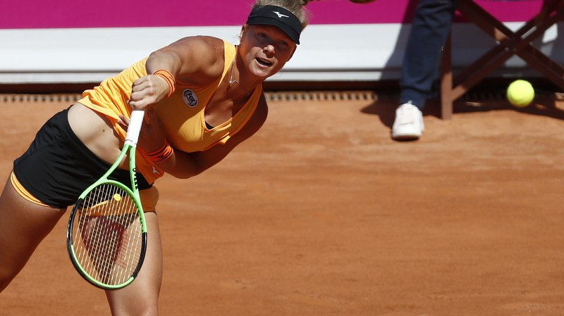 Tennis: la Néerlandaise Kiki Bertens remporte le tournoi WTA de Gstaad