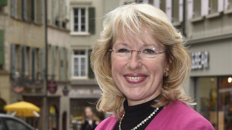 Fabien Dunand a demandé au Conseil d'Etat de dessaisir Jacqueline de Quattro du dossier concernant le groupe Orllati.