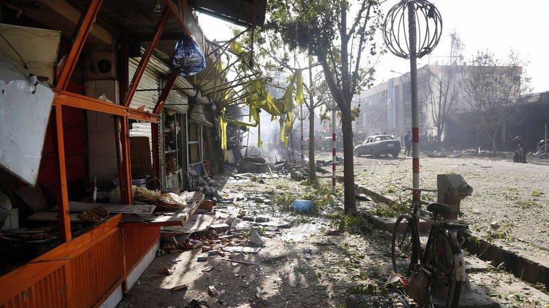 L'explosion s'est produite peu avant 07h00 heure locale dans un quartier à majorité chiite particulièrement animé de Kaboul.