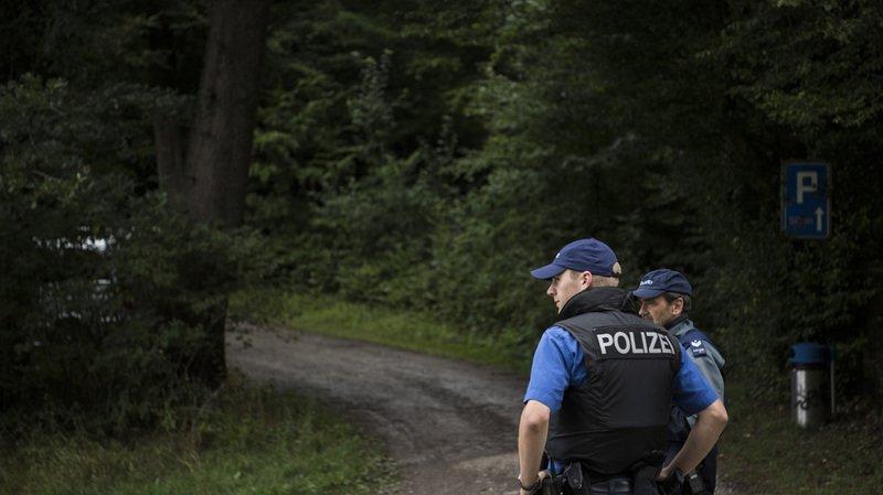 Attaque à la tronçonneuse: l'agresseur de Schaffhouse reste introuvable