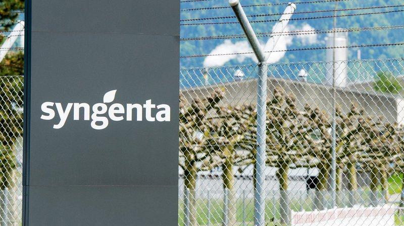 Agrochimie: Syngenta voit son bénéfice chuter de 13% au premier semestre 2017