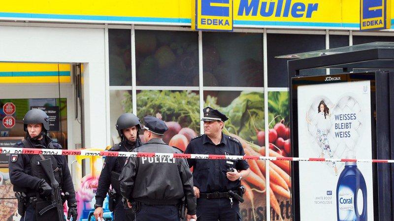 Attentat de Hambourg: l'auteur de l'attaque au couteau est un requérant d'asile débouté