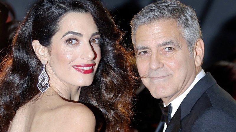 Liban: George et Amal Clooney donnent 2,2 millions pour financer l'éducation de 3000 jeunes réfugiés syriens