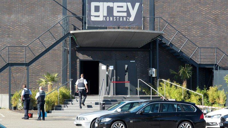 Allemagne: une fusillade dans une discothèque fait 2 morts et 4 blessés graves à Constance